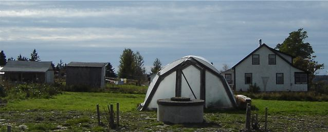 Gilberte's Winter Greenhouse