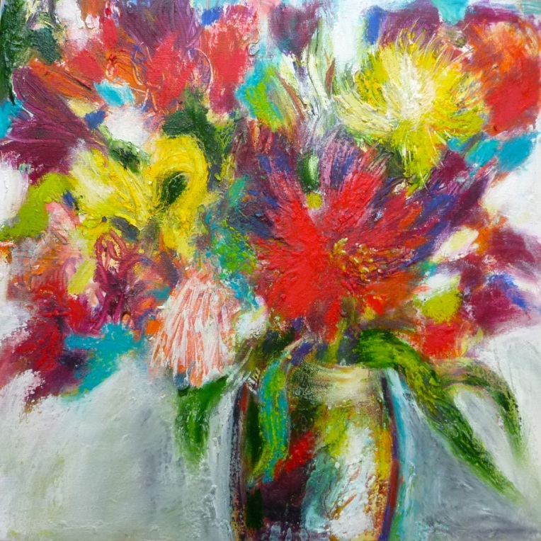 ©Flora Doehler, 2015 oil painting