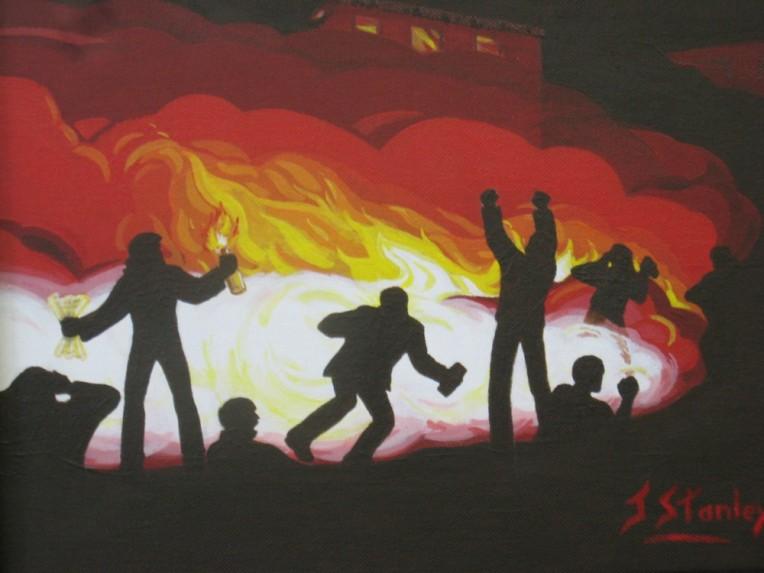 Arab Spring ©Joan Stanley