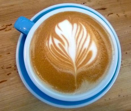 Latte in Bear River