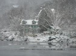 Bear River snow.